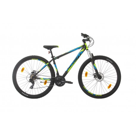 Bicicleta Sprint Active DD 29 Negru Mat 2020 480mm