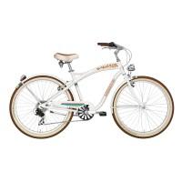 Bicicleta Adriatica Cruiser Alu 26 alb