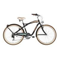Bicicleta Adriatica Cruiser Alu 26 neagra