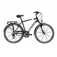 Bicicleta Adriatica Sity 2 Man neagra 50 cm