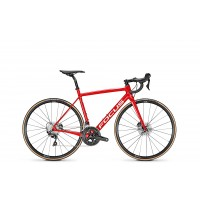 Bicicleta Focus Izalco Race Disc 9.8 28 Fire Red 2020 - 54(M)