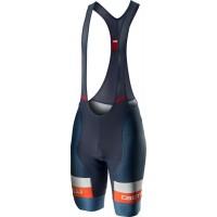 Pantaloni scurti cu bretele Castelli Competizione Dark Steel Blue XL