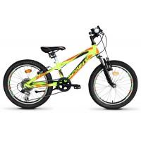 Bicicleta Sprint Hat Trick 20 Verde Neon 2020