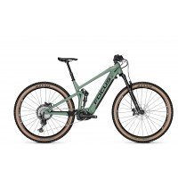 Bicicleta Electrica Focus Thron 2 6.9 29 Mineral Green 2021