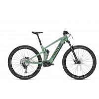 Bicicleta Electrica Focus Thron 2 6.8 29 Mineral Green 2021