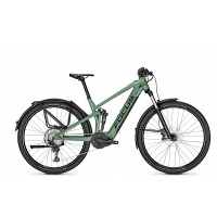 Bicicleta Electrica Focus Thron 2 6.8 EQP 29 Mineral Green 2021