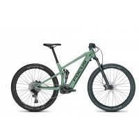 Bicicleta Electrica Focus Thron 2 6.7 29 Mineral Green 2021