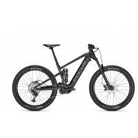 Bicicleta Electrica Focus Jam 2 6.7 Plus 27.5 Magic Black 2021