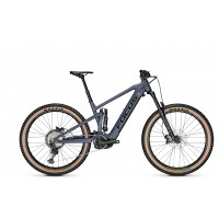 Bicicleta Electrica Focus Jam 2 6.8 Plus 27.5 Stone Blue 2021