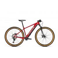 Bicicleta Electrica Focus Raven 2 9.8 29 Barolo Red 2021