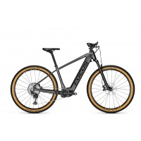 Bicicleta Electrica Focus Jarifa 2 6.9 Seven 27.5 Diamond Black 2021