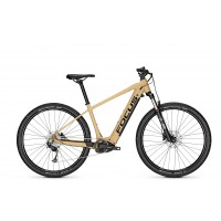 Bicicleta Electrica Focus Jarifa 2 6.6 Seven 27.5 Sandbrown 2021