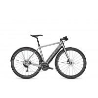 Bicicleta Electrica Focus Paralane 2 6.6 Commute 28 Smoke Silver 2021