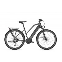 Bicicleta Electrica Focus Planet 2 5.7 TR 28 Diamond Black 2021