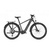 Bicicleta Electrica Focus Aventura 2 6.9 29 Diamond Black 2021