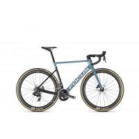 Bicicleta Focus Izalco Max Disc 9.7 AXS 28 Heritage blue 2021