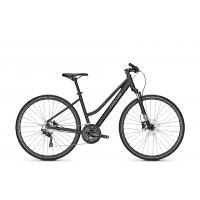 Bicicleta Focus Crater Lake 3.9 TR 28 Diamond Black 2020 - 45(S)