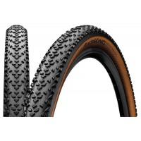 Anvelopa Pliabila Continental RaceKing Racesport 55-622 Negru-Transparent