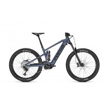 Bicicleta Electrica Focus Jam 2 6.7 Plus 27.5 Stone Blue 2021