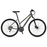 Bicicleta Sprint Sintero Plus Lady 28 gri 430mm