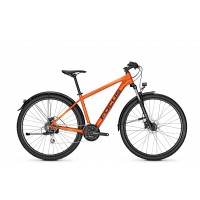 Bicicleta Focus Whistler 3.5 EQP 27 Supra Orange 2021 - 400mm (XS)