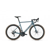 Bicicleta Focus IZALCO MAX DISC 8.7 28 Heritage Blue 2021
