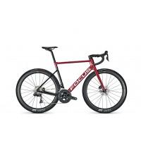 Bicicleta Focus IZALCO MAX DISC 9.6 28 Rust Red 2021