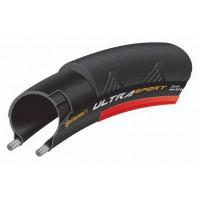 Anvelopa Continental UltraSport2 23-622 (700-23C) negru/rosu