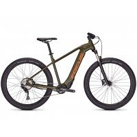 Bicicleta electrica Focus Whistler2 6.9 9G 29 moosgreen 2019 - 440mm (M)