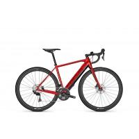 Bicicleta electrica Focus Paralane2 6.7 22G red 2021