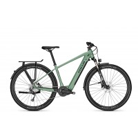 Bicicleta Electrica Focus Aventura 2 6.7 29 Mineral Green 2021