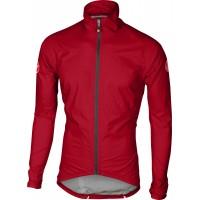 Jacheta de ploaie Castelli Emergency Rain, Rosu, XL