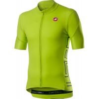 Tricou cu maneca scurta Castelli Entrata Verde Neon M