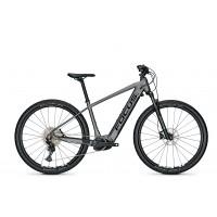 Bicicleta Electrica Focus JARIFA2 6.8 Seven 27.5 Toronto Grey 2021