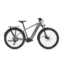 Bicicleta Electrica Focus AVENTURA2 6.8 29 Toronto Grey 2021