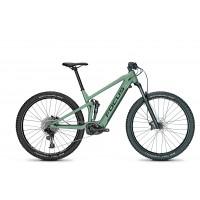 Bicicleta Electrica Focus Thron 2 6.7 29 Mineral Green 2021 - 470mm (L)