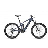 Bicicleta Electrica Focus Jam 2 6.7 Plus 27.5 Stone Blue 2021 - 400mm (S)
