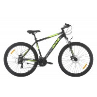 Bicicleta Sprint Interbike Gepard 29 MDB negru mat