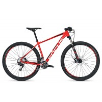 Bicicleta Focus Black Forest Pro 29 22G firered 2017
