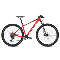 Bicicleta Focus Raven Max Team 29 12G red/white 2017