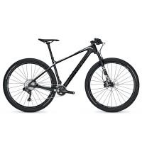 Bicicleta Focus Raven Max Pro 29 22G black/white 2017