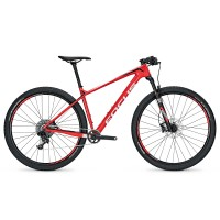 Bicicleta Focus Raven Evo 11G 29 red/white 2017