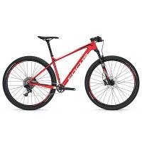 Bicicleta Focus Raven Evo 11G 27.5 red/white 2017