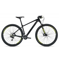 Bicicleta Focus Raven Elite 22G 29 black 2017