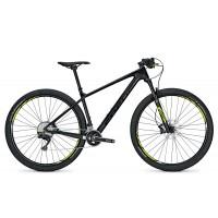 Bicicleta Focus Raven Elite 22G 27.5 black 2017
