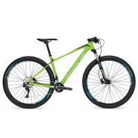 Bicicleta Focus Raven Core 22G 29 verde 2017