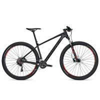 Bicicleta Focus Raven LTD 20G 27.5 black 2017