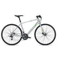Bicicleta Focus Arriba Sora 18G DI chromosilver 2017