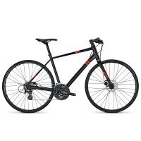 Bicicleta Focus Arriba Altus 24G DI magicblackmatt 2017