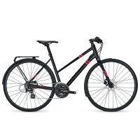 Bicicleta Focus Arriba Altus Plus 24G TR magicblackmatt 2017